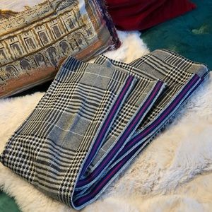 BOGO High Waisted patterned Trousers